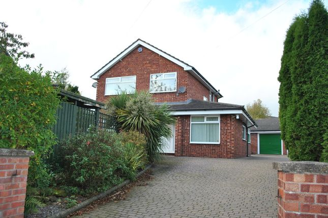 Thumbnail Detached house to rent in Springfield Road, Malpas, Cheshire