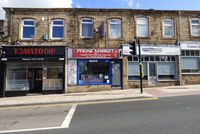 Retail premises for sale in Colne Road, Brierfield