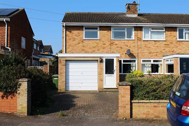 3 bed semi-detached house for sale in Pine Grove, Woburn Sands, Milton Keynes MK17