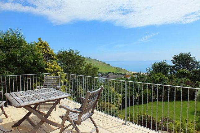 Thumbnail Detached house for sale in Downside Close, Charmouth, Bridport