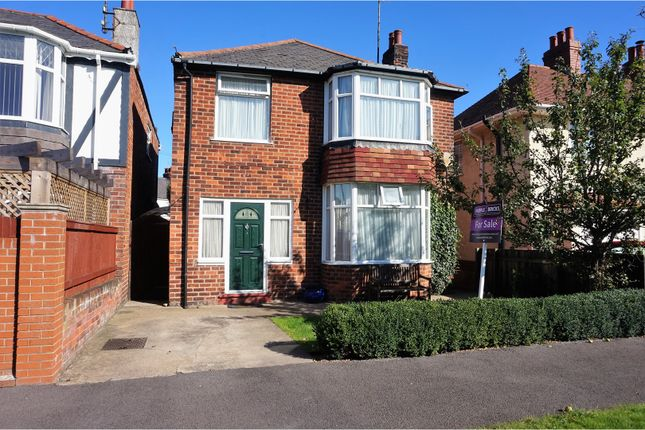 3 bed detached house for sale in Seventh Avenue, Bridlington