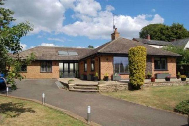 Detached bungalow for sale in Vicarage Lane, Kingsthorpe, Northampton NN2