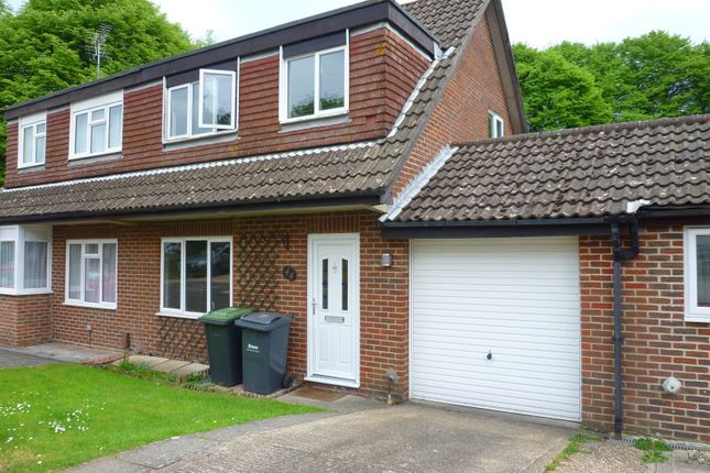 Thumbnail Semi-detached house to rent in Lysander Way, Waterlooville