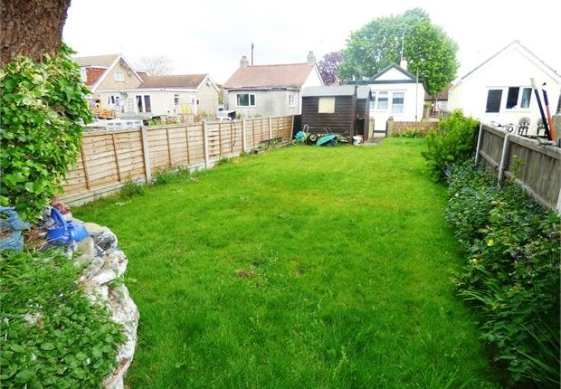 Thumbnail Detached bungalow for sale in Woodcutters Avenue, Leigh-On-Sea, Leigh On Sea