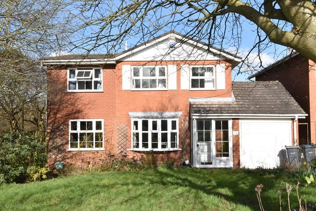 Thumbnail Detached house for sale in Teazel Avenue, Bournville, Birmingham