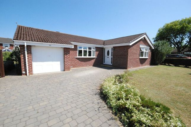 Thumbnail Detached bungalow for sale in Kepier Chare, Crawcrook, Ryton