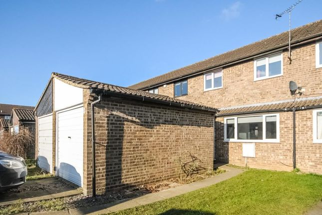 Thumbnail Terraced house to rent in Greenwood Homes, Bicester