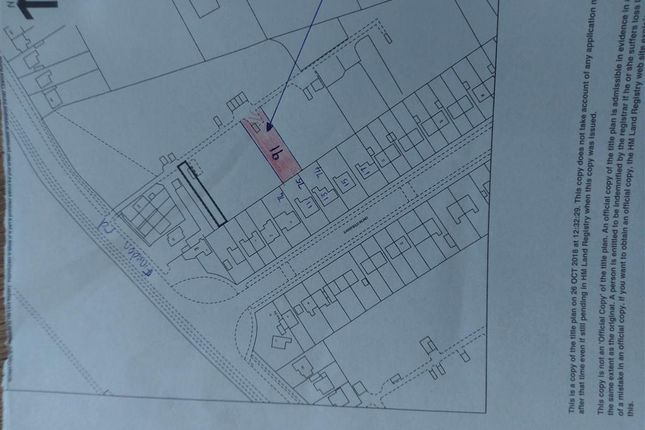 Thumbnail Land for sale in Eastfield Road, Wellingborough