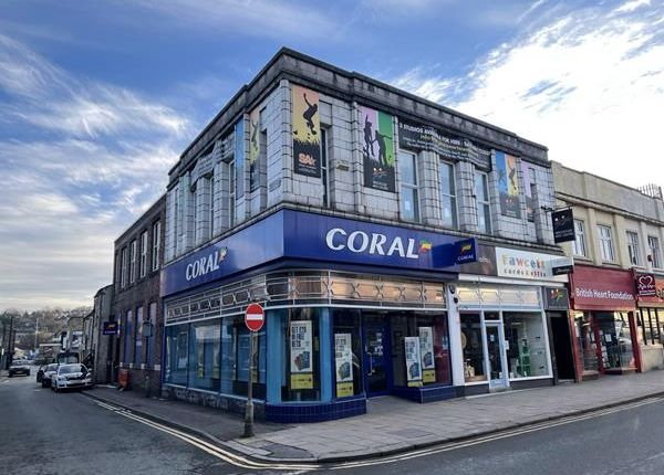 Thumbnail Commercial property for sale in Commercial Street, Brighouse