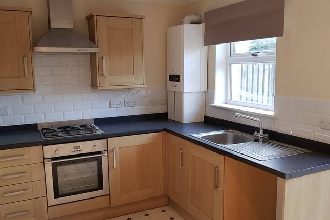 Thumbnail Terraced house to rent in Maes Abaty, Whitland