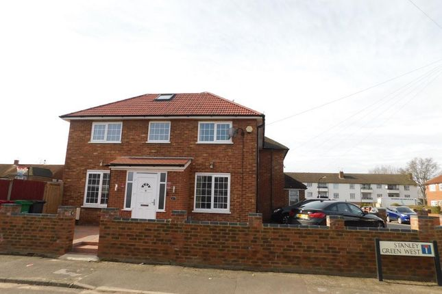 Thumbnail End terrace house to rent in Stanley Green West, Langley