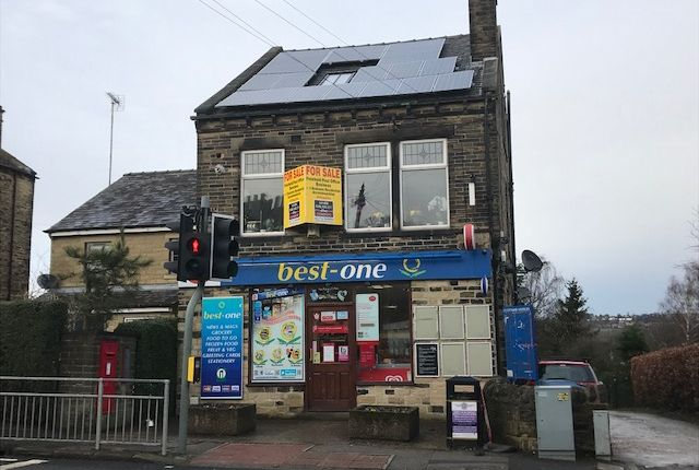 Thumbnail Retail premises for sale in Calverley Post Office - 38, Carr Road, Calverley, Leeds