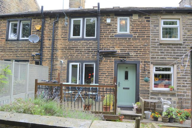Thumbnail Cottage to rent in Temple Street, Lindley, Huddersfield