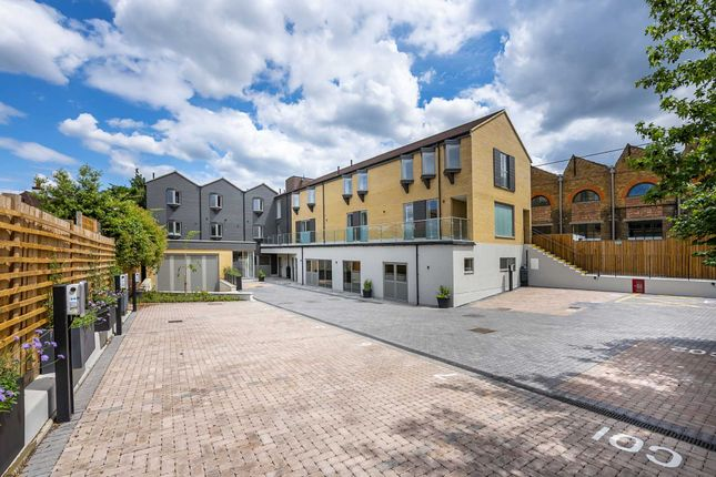 Thumbnail Block of flats for sale in Taggs Boatyard, Summer Road, Thames Ditton