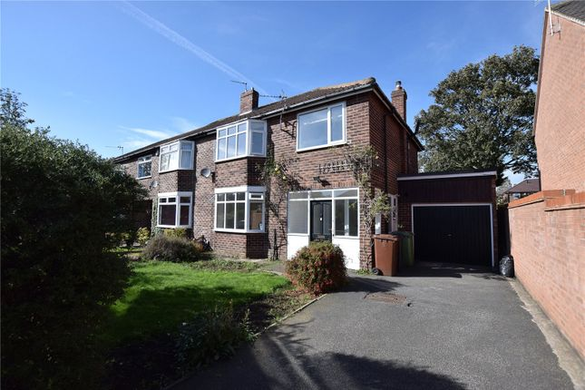 Thumbnail Semi-detached house to rent in Borrough View, Leeds, West Yorkshire