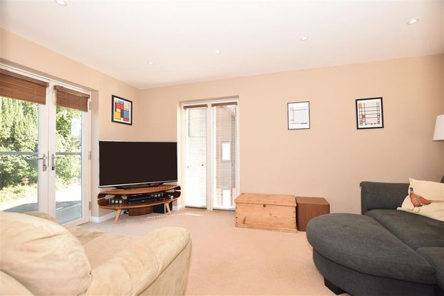 Thumbnail Detached house for sale in Beadsman Crescent, Leybourne, West Malling, Kent