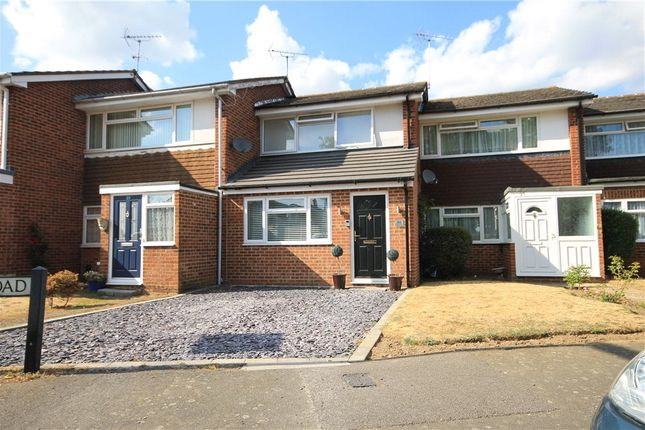 Thumbnail Terraced house for sale in Bois Hall Road, Addlestone, Surrey