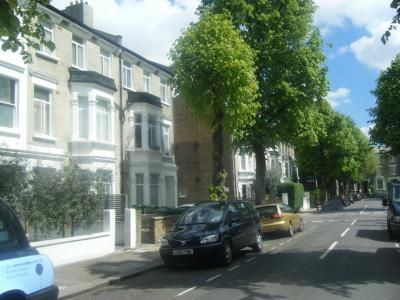 Front of Beauclerc Rd, Hammersmith, London W6
