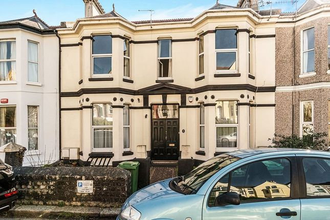 Thumbnail Terraced house for sale in Connaught Avenue, Plymouth