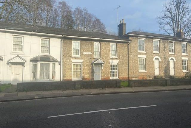 Thumbnail Flat to rent in North Walls, Winchester