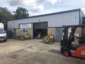 Thumbnail Industrial for sale in Bridgefields, Welwyn Garden City