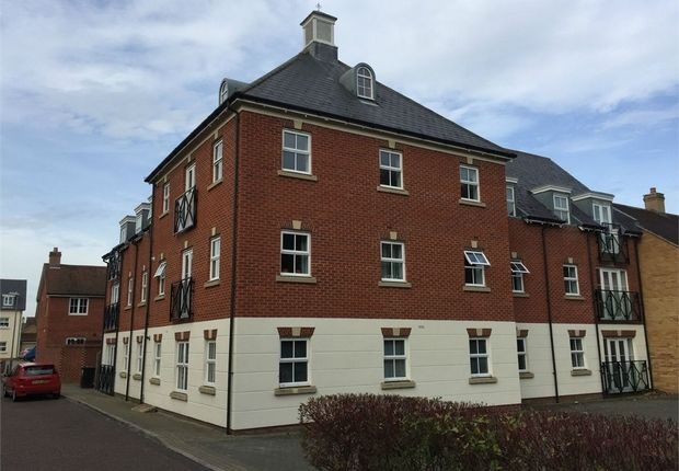 Thumbnail Flat for sale in Richard Day Walk, Colchester, Essex
