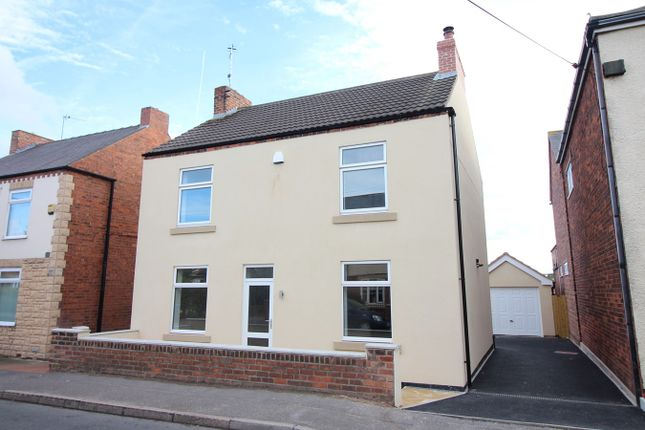 Thumbnail Detached house for sale in Main Road, Underwood, Nottingham