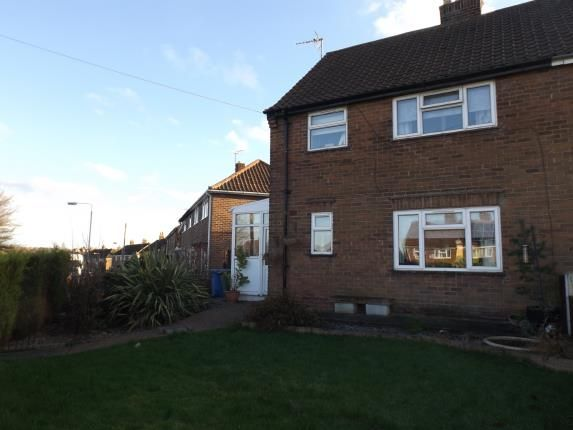 Thumbnail Semi-detached house for sale in Cedar Avenue, Mansfield Woodhouse, Mansfield, Nottinghamshire