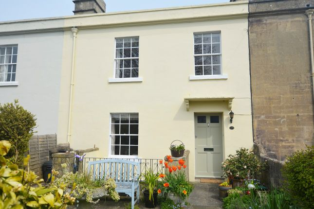 Thumbnail Terraced house for sale in Richmond Place, Bath