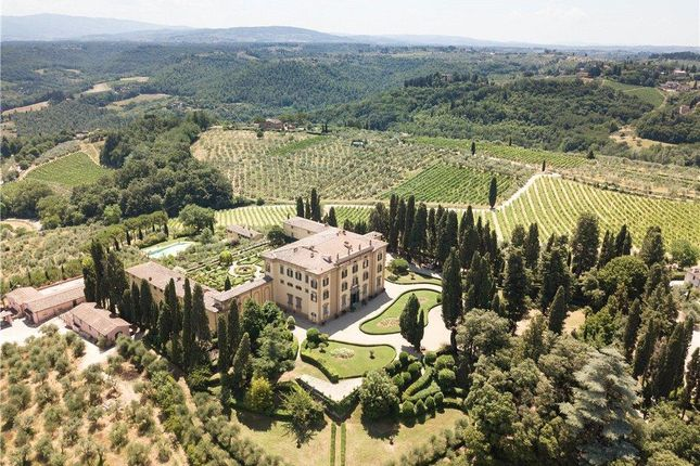 Thumbnail Villa for sale in San Casciano, Florence, Tuscany, Italy