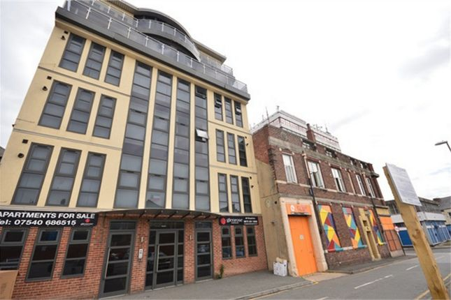 Thumbnail Flat for sale in Nile Street, City Centre, Sunderland, Tyne And Wear