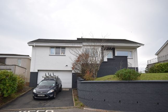 Thumbnail Detached house to rent in Farland View, West Kilbride, North Ayrshire