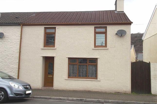 Thumbnail Town house for sale in Bassett Street, Trallwn, Pontypridd
