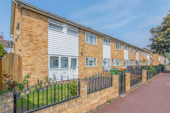 Thumbnail Semi-detached house for sale in Alverstone Road, Manor Park, London