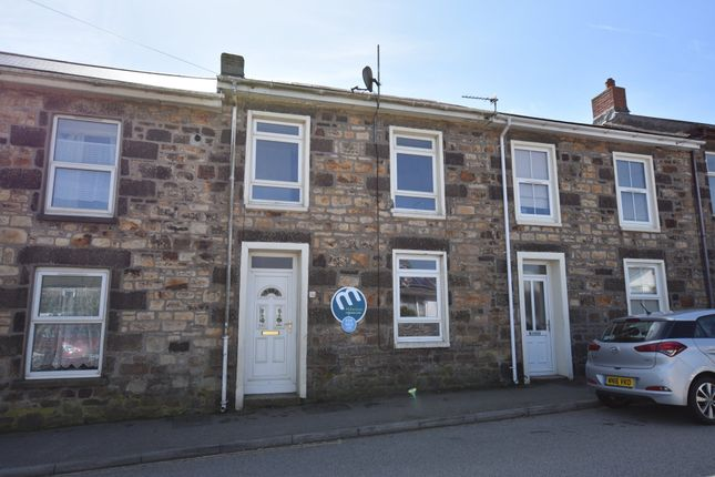 Thumbnail Terraced house for sale in North Roskear Road, Camborne