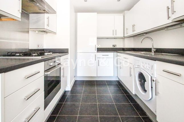 Thumbnail Flat for sale in Grantham Road, Manor Park