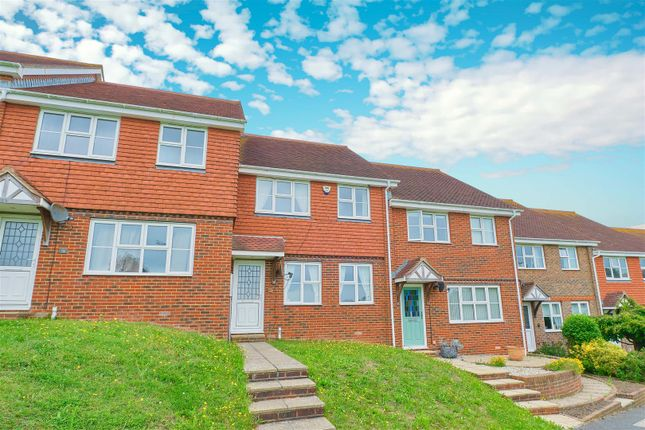 Thumbnail Terraced house for sale in Grand Avenue, Seaford