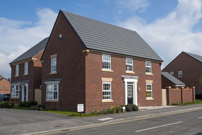 "Thumbnail Detached house for sale in ""Cornell"" at Allendale Road, Loughborough"