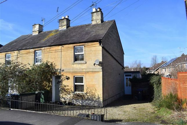 Thumbnail End terrace house for sale in Lowden, Chippenham, Wiltshire