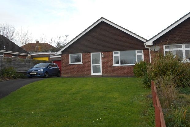 Thumbnail Bungalow to rent in Allingham Road, Yeovil