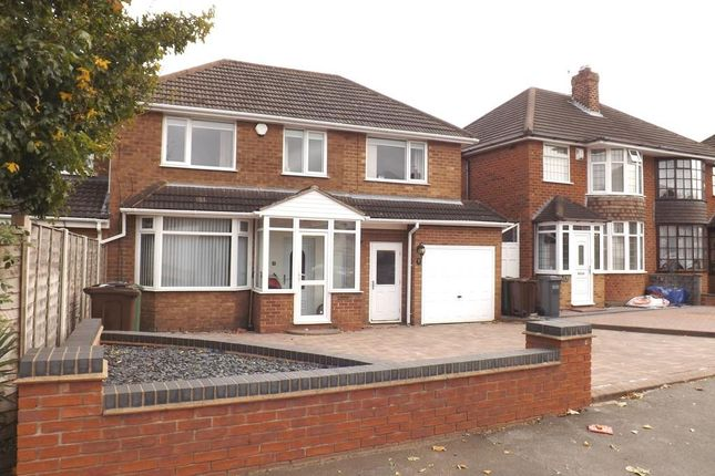 Thumbnail Semi-detached house for sale in Farmstead Road, Solihull
