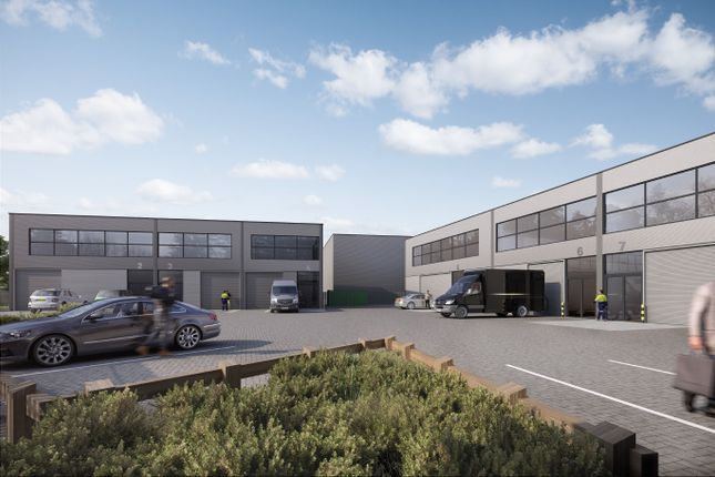 Thumbnail Industrial to let in Chertsey Industrial Park, Ford Road, Chertsey