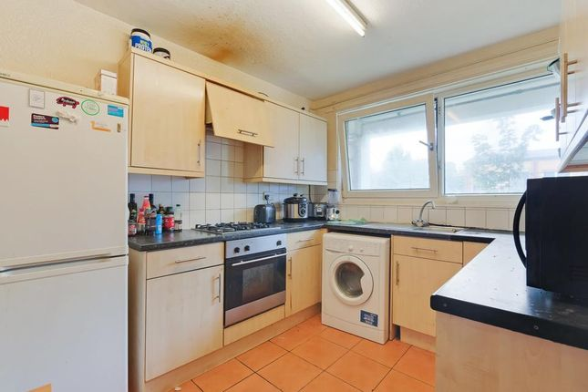 Thumbnail Flat for sale in Saxon Road, London