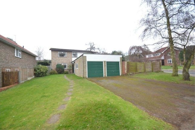 Thumbnail Detached house for sale in Oaks Drive, Lexden, Colchester, Essex