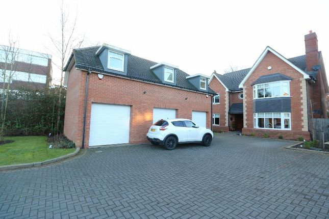 Thumbnail Detached house for sale in Butlers Courts Lane, Handsworth Wood, West Midlands
