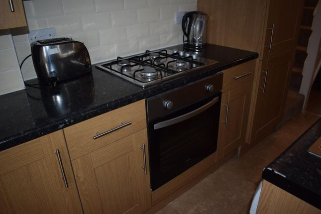 Kitchen of Heald Avenue, Rusholme, Manchester M14