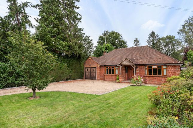 Thumbnail Detached bungalow for sale in Oakwood Drive, East Horsley