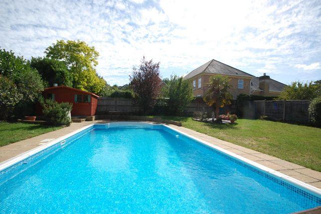 Swimming Pool of Mallow Walk, St. James Road, Goffs Oak EN7