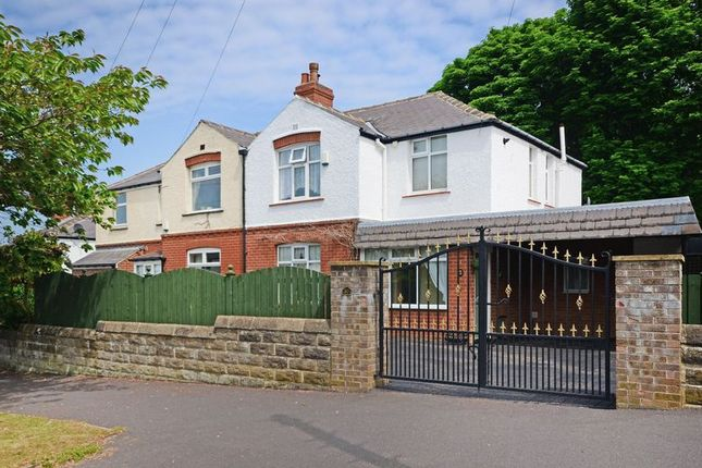 Thumbnail Semi-detached house for sale in Bents Green Road, Bents Green, Sheffield
