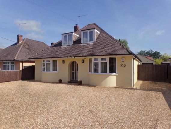Thumbnail Bungalow for sale in Upton, Poole, Dorset